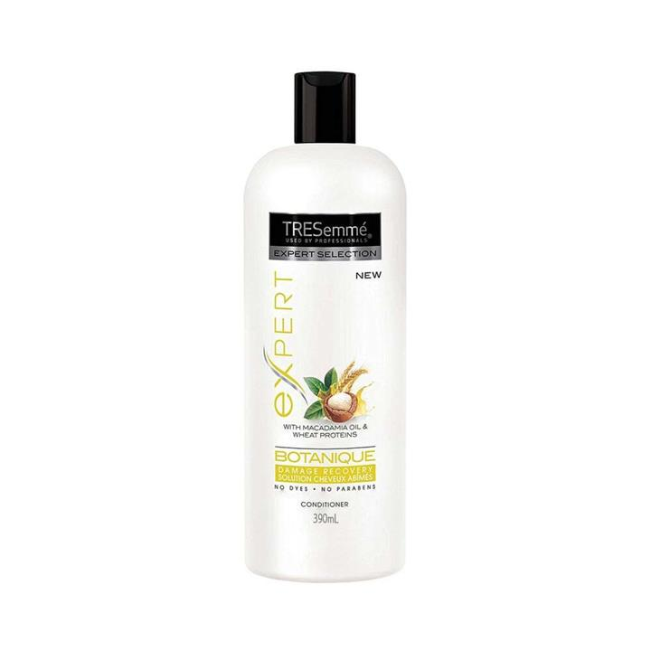 Tresemme Conditioner Botanique Damage Recovery With Macadamia Oil & Wheat Proteins 390ml