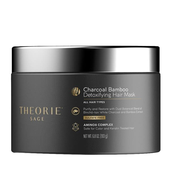 Theorie Charcoal & Bamboo Mask 193g