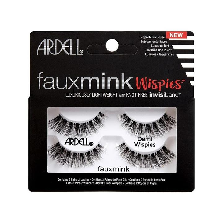Ardell Faux Mink Demi Wispies Twin Pack Lashes