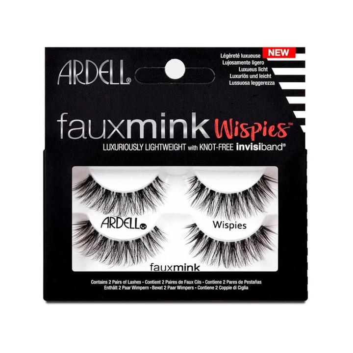 Ardell Faux Mink Wispies Twin Pack Lashes