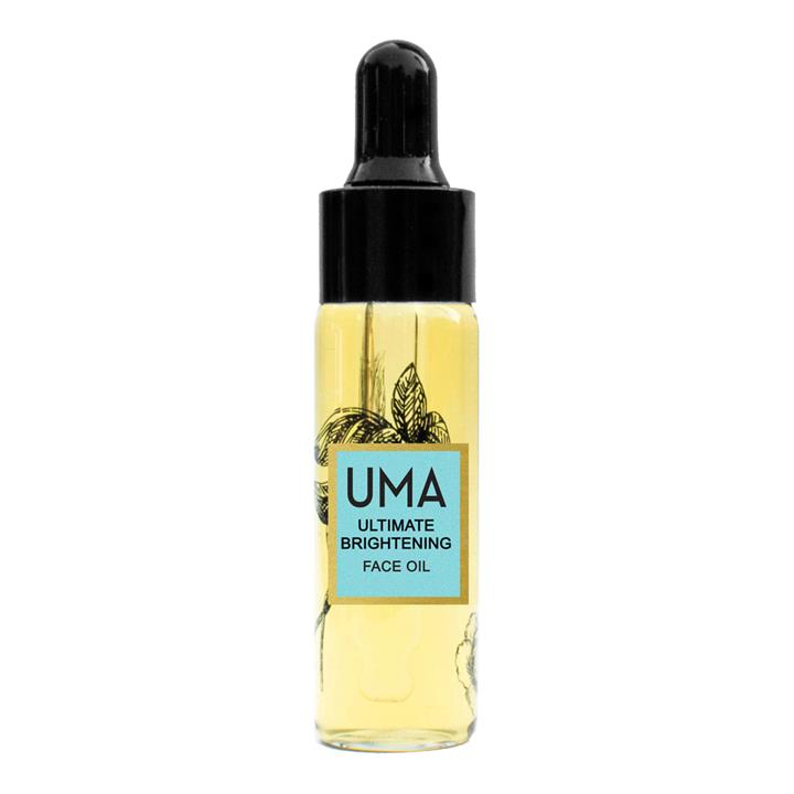 Uma Oils Ultimate Brightening Face Oil 15ml