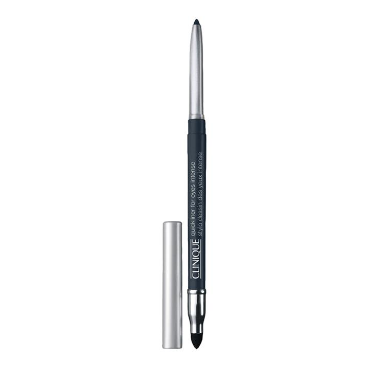 Clinique Quickliner For Eyes Intense  Intense Midnight