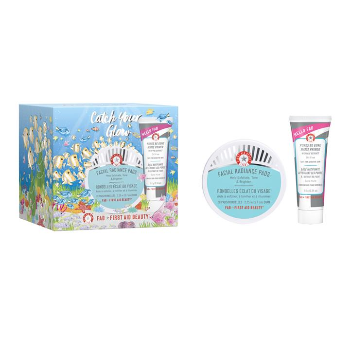 First Aid Beauty Catch Your Glow Skincare Set (Limited Edition 2019)
