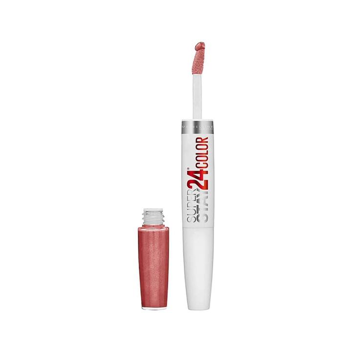 Maybelline SuperStay 24hr 2 Step Color 110 So Pearly Pink