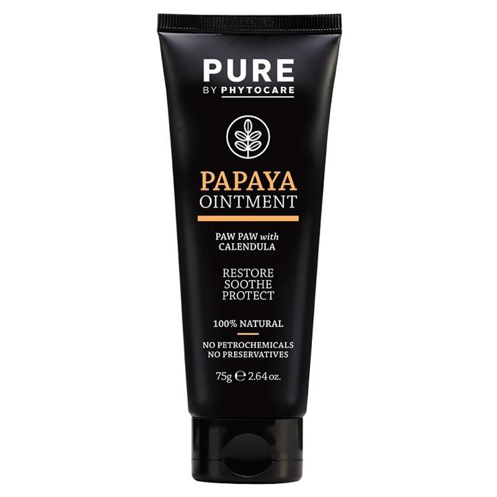 PURE Papaya (paw paw) Ointment with Calendula 75g