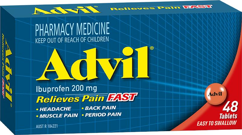 Advil Tab X 48
