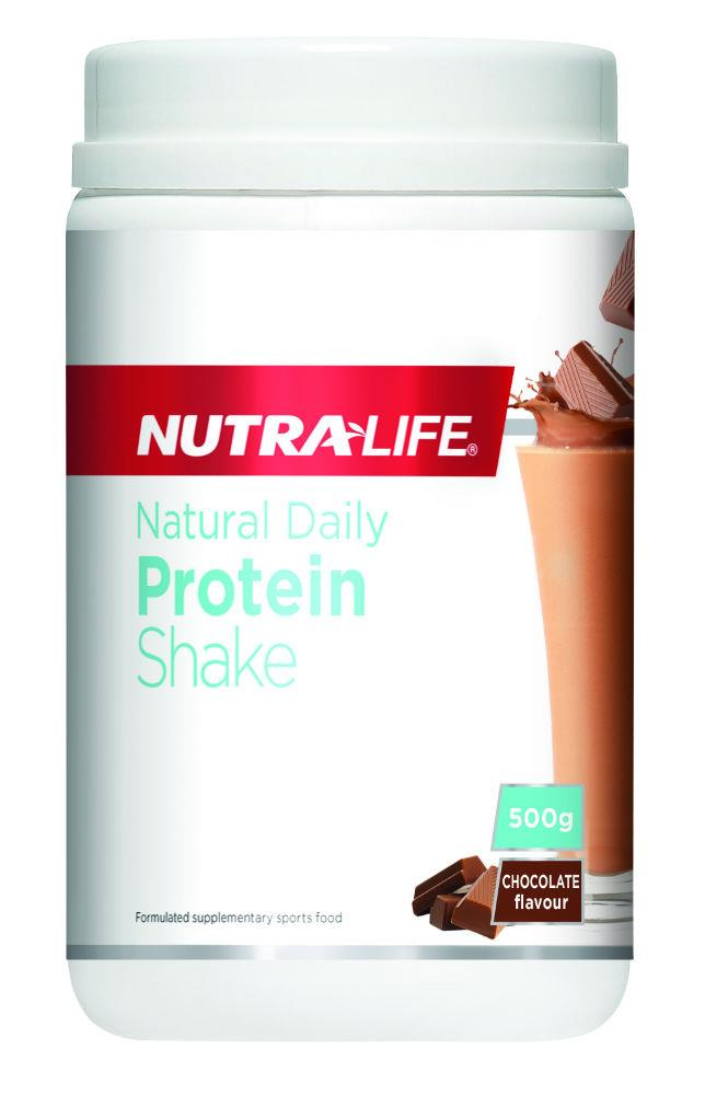 Nutralife Natural Daily Protein Shake (Chocolate) 500g