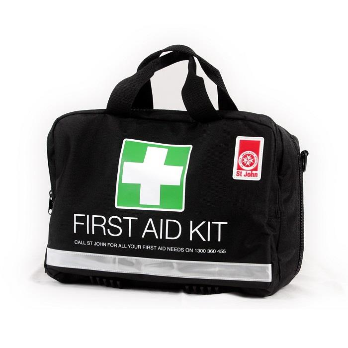 St John First Aid Kit (Large Leisure Kit)