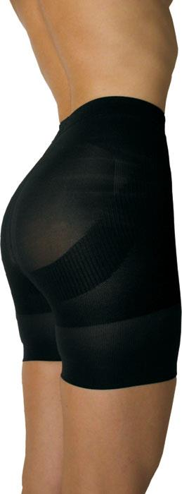 BodyAssist Compression Slimming Pants BLACK/SMALL