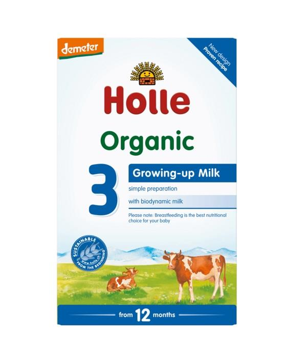 Holle Organic Infant Formula 3 (From 12 Months) 600g
