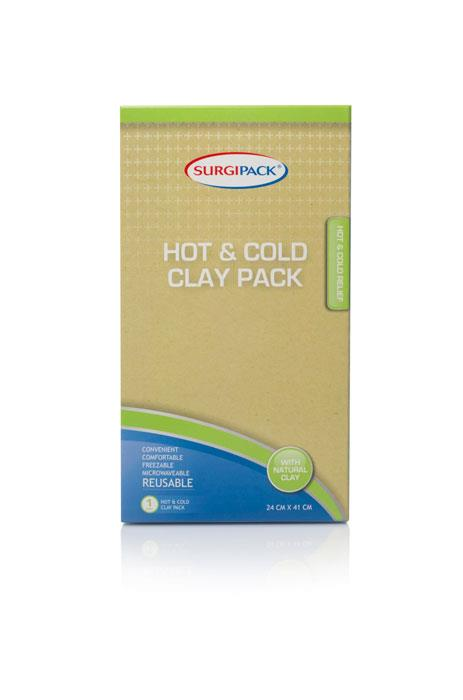 Surgi Pack Hot & Cold Clay Pack – Large