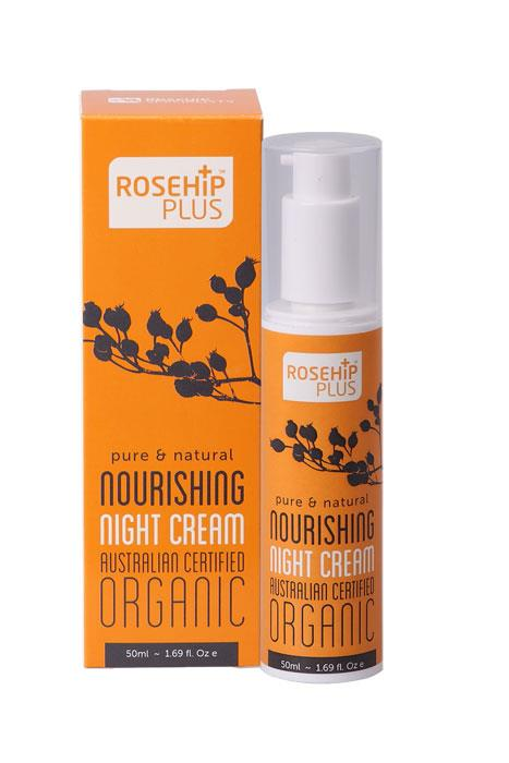 Rose-HipPLUS Nourishing Night Cream 50ml
