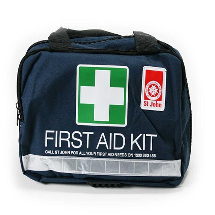 St John First Aid Kit (Medium Leisure Kit)