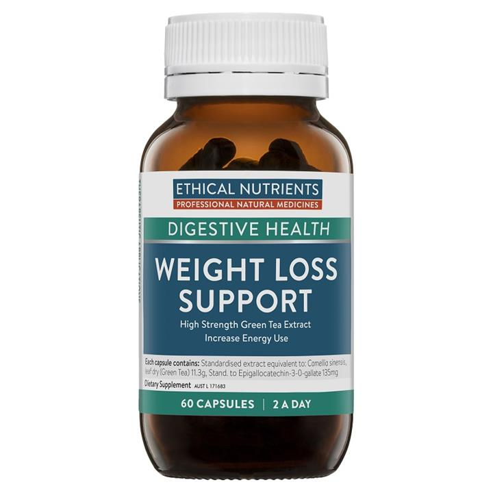 Ethical Nutrients Weight Loss Support Cap X 60