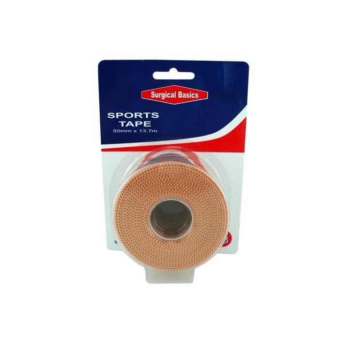Surgical Basics Sports Tape 50mm X 13.7m