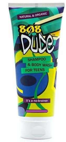 808 Dude Shampoo & Body Wash For Teens 235ml