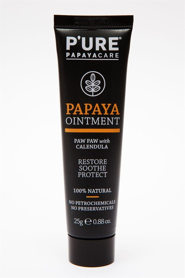 PURE Papaya (paw paw) Ointment with Calendula 25g