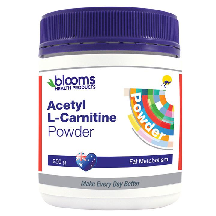 Henry Blooms Acetyl L-Carnitine Powder 250g