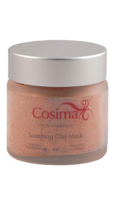 Cosima Soothing Clay Mask 40g