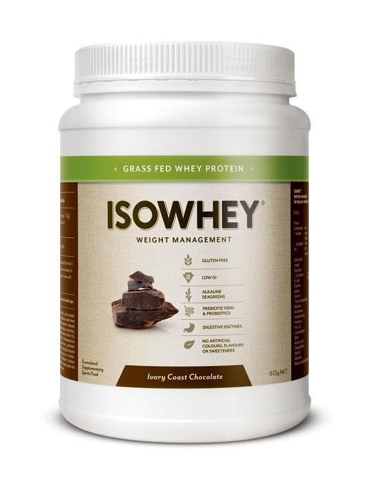 IsoWhey Complete Weight Loss – Ivory Coast Chocolate 672g