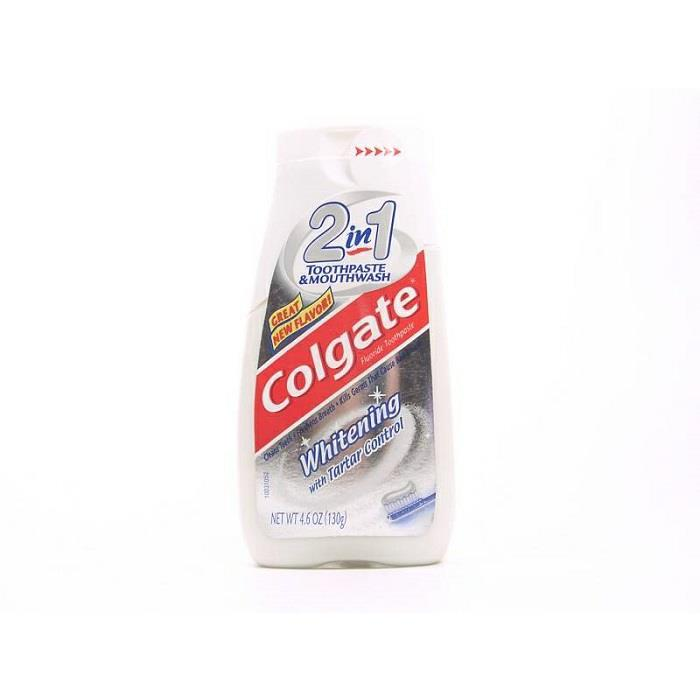 Colgate Toothpaste 2 In 1 Whitening 130g