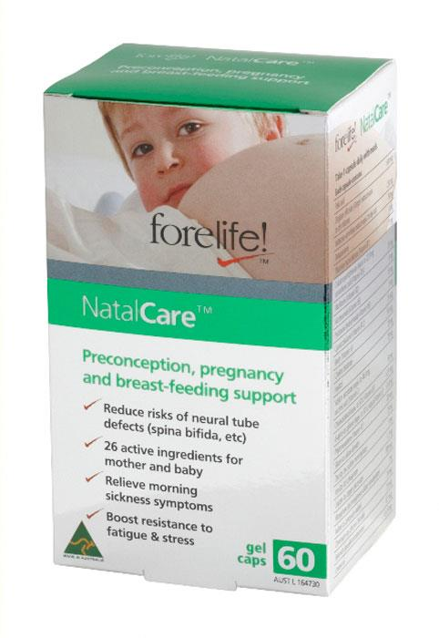 Forelife! Natal Care Cap X 60