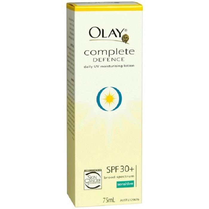Olay Complete Defence SPF30+ (Sensitive) 75ml