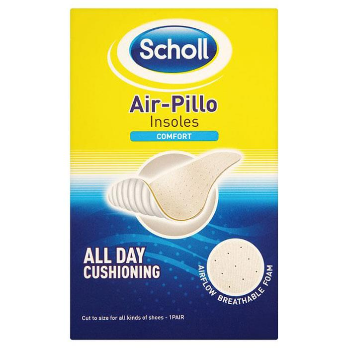 Scholl Air-Pillo Insoles Cut To Size