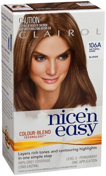Clairol Nice And Easy 7 Natural Dark Blonde