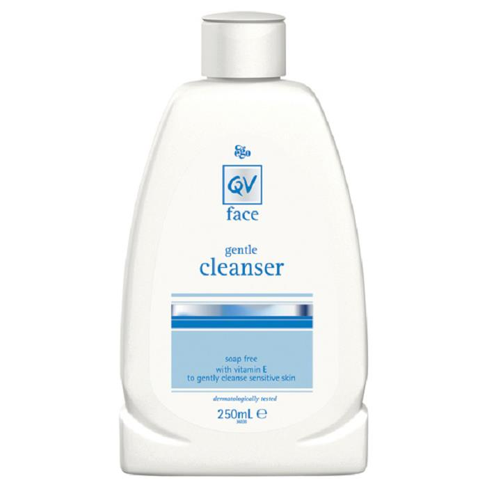 Ego QV Face Gentle Cleanser 250ml