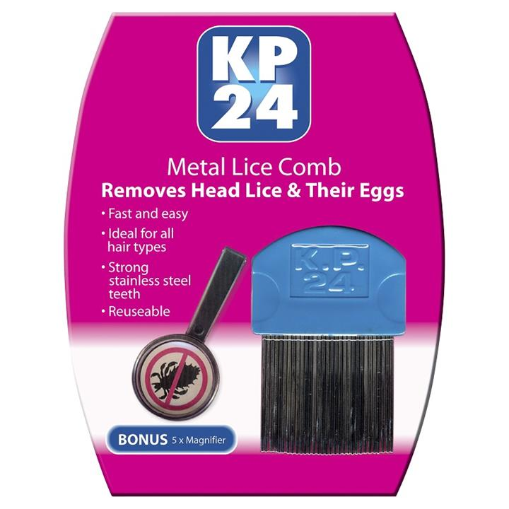 KP 24 Dual Action Lice Comb