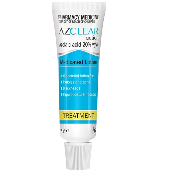 Azclear Action Medicated Lotion 25g