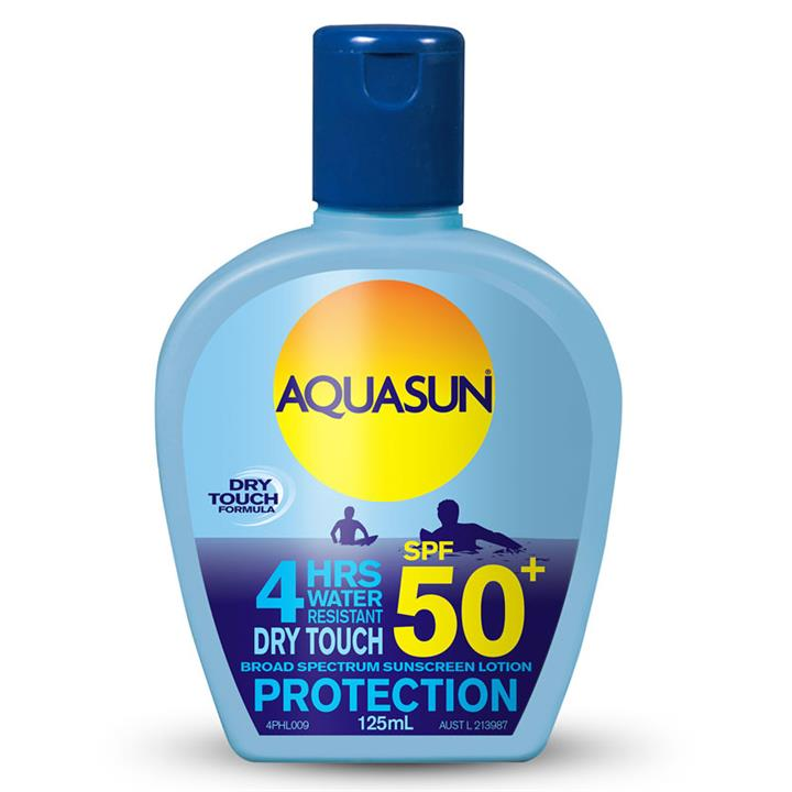 Aquasun Sunscreen Lotion SPF 50+ 125ml