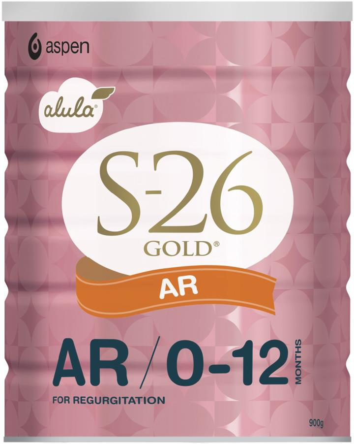 S-26 Gold Alula Anti Reflux (From Birth) 900g