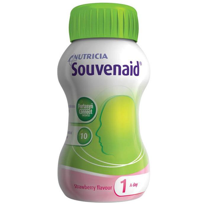 Nutricia Souvenaid Strawberry 125ml X 4