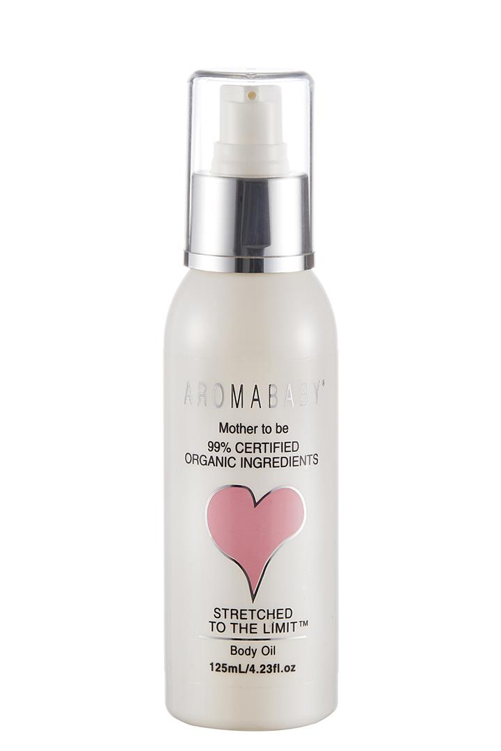 Aromababy Stretched To The Limit Massage Oil 100ml