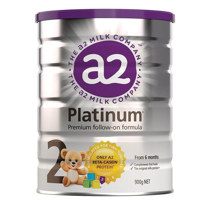 a2 Platinum Premium Follow-On Formula (Stage 2) 900g – LIMIT 2 CANS PER ORDER