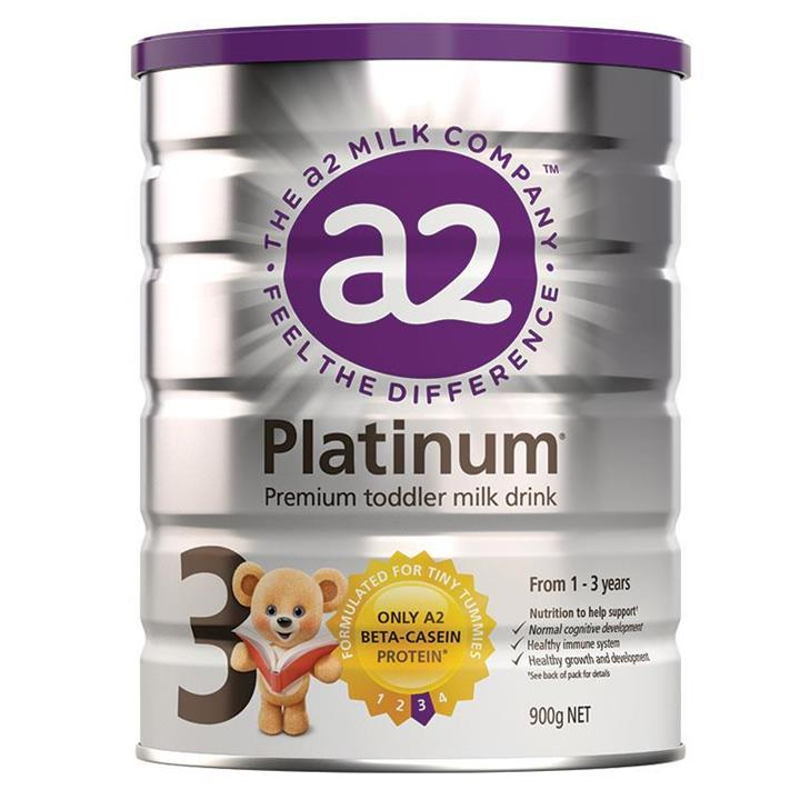 a2 Platinum Premium Toddler Formula (Stage 3) 900g – LIMIT 2 CANS PER ORDER