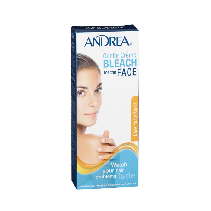 Andrea Gentle Creme Bleach For The Face