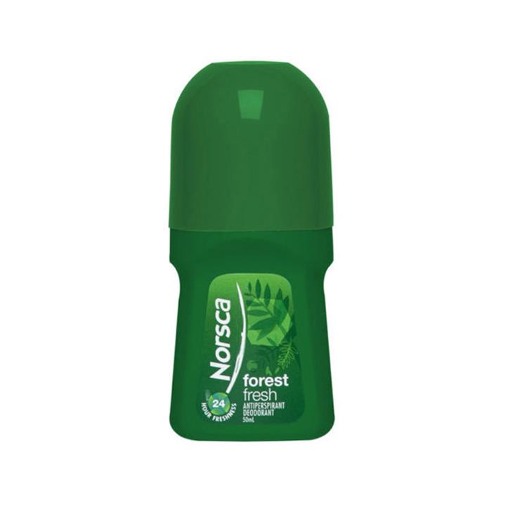 Norsca Anti-Perspirant Deodorant Roll On Forest Fresh 50ml