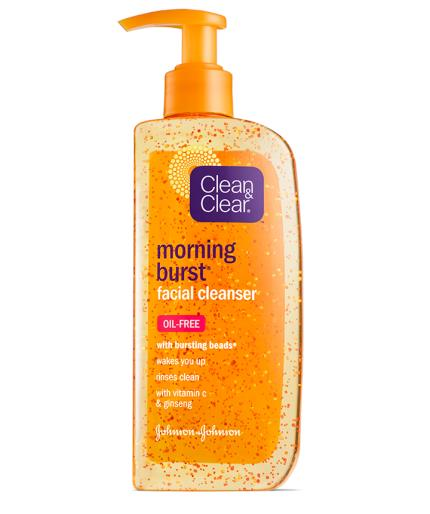 Clean & Clear Morning Burst Facial Cleanser 240ml