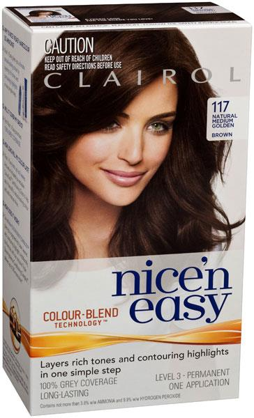 Clairol Nice And Easy 5G Natural Medium Golden Brown