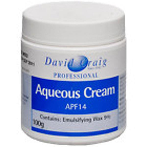David Craig Aqueous Cream APF14 500g