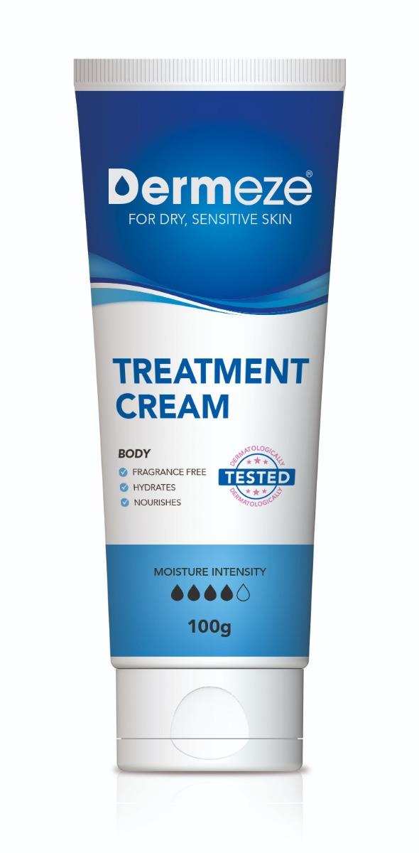 Dermeze Treatment Cream 100g
