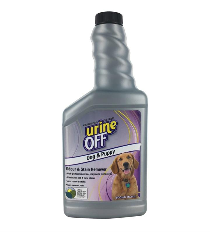 Urine-Off Odour & Stain Remover (Dog and Puppy) 500ml