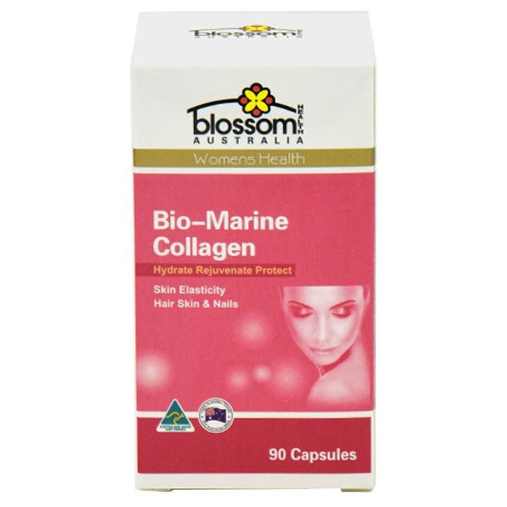 Blossom Health Bio Marine Collagen Cap X 90