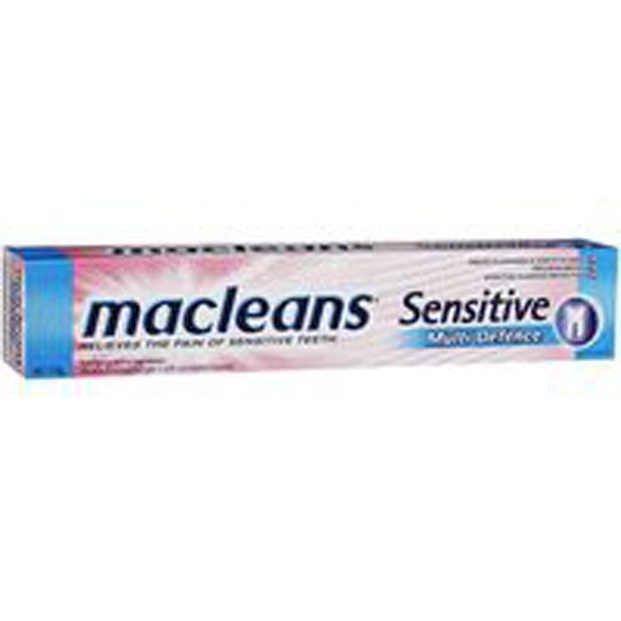 Macleans Sensitive Toothpaste 100g