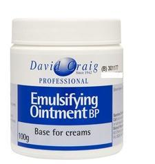 David Craig Emulsifying Ointment 100g