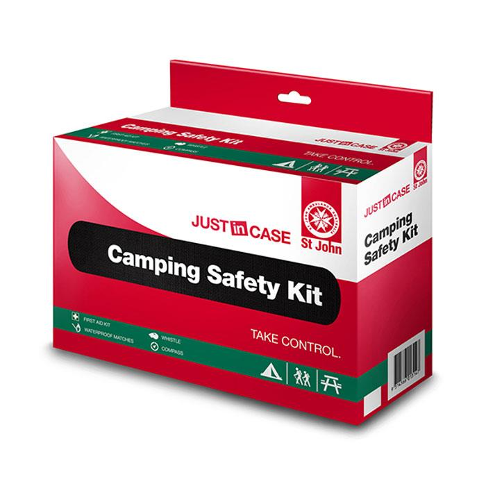St John Just In Case (Camping Safety Kit)