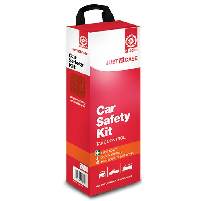 St John Just In Case (Car Safety Kit)